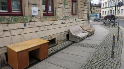 Neues Café an der Prießnitzstraße?