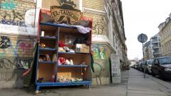 "Kann bleiben: ""El Tauscho"" an der Schönbrunn-/Ecke Scheunenhofstraße"
