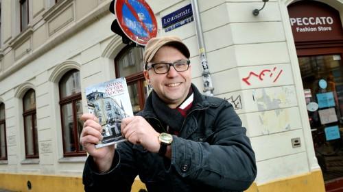 Anton auf der Louise - Buchautor Anton Launer - Foto: Christian Juppe