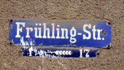 Frühlingstraße
