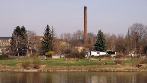 Elbe-Radweg - noch ist er befahrbar