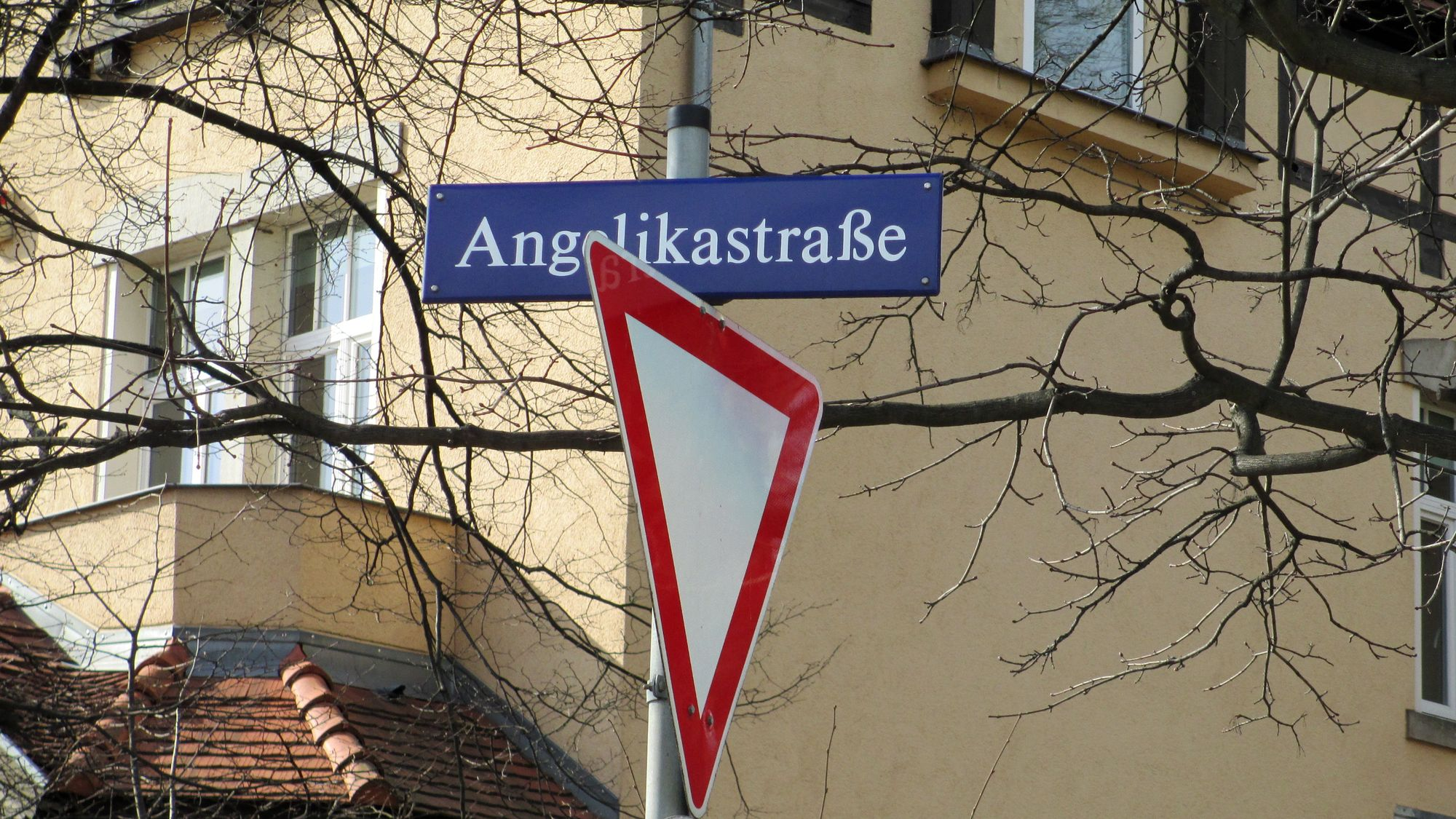 Die Angelikastraße