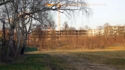 Kein BRN-Lustgarten auf dem Russensportplatz