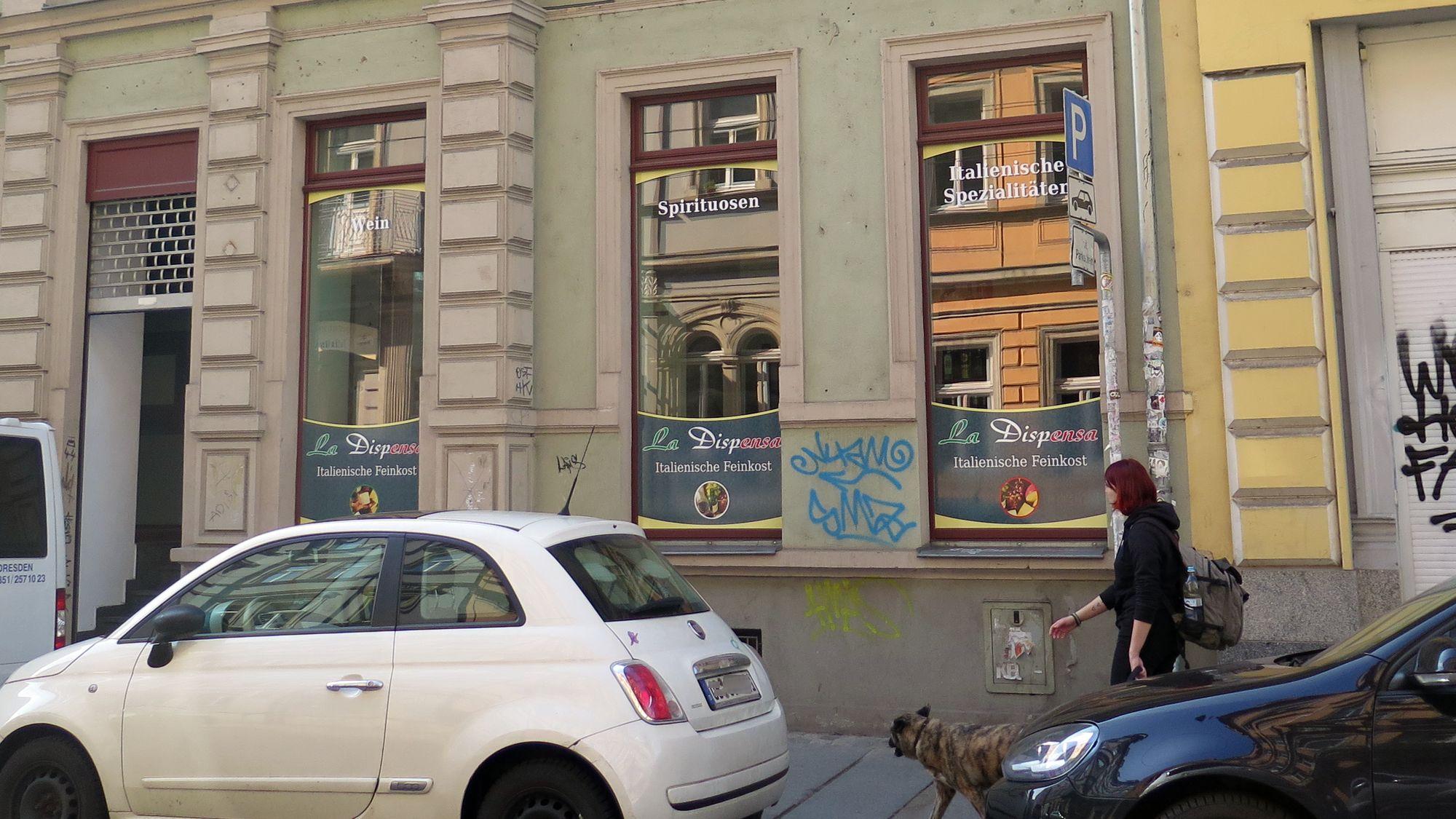 Feinkostspezialitäten auf der Rothenburger