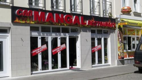 Seit Sonnabend geöffnet: Can Mangal