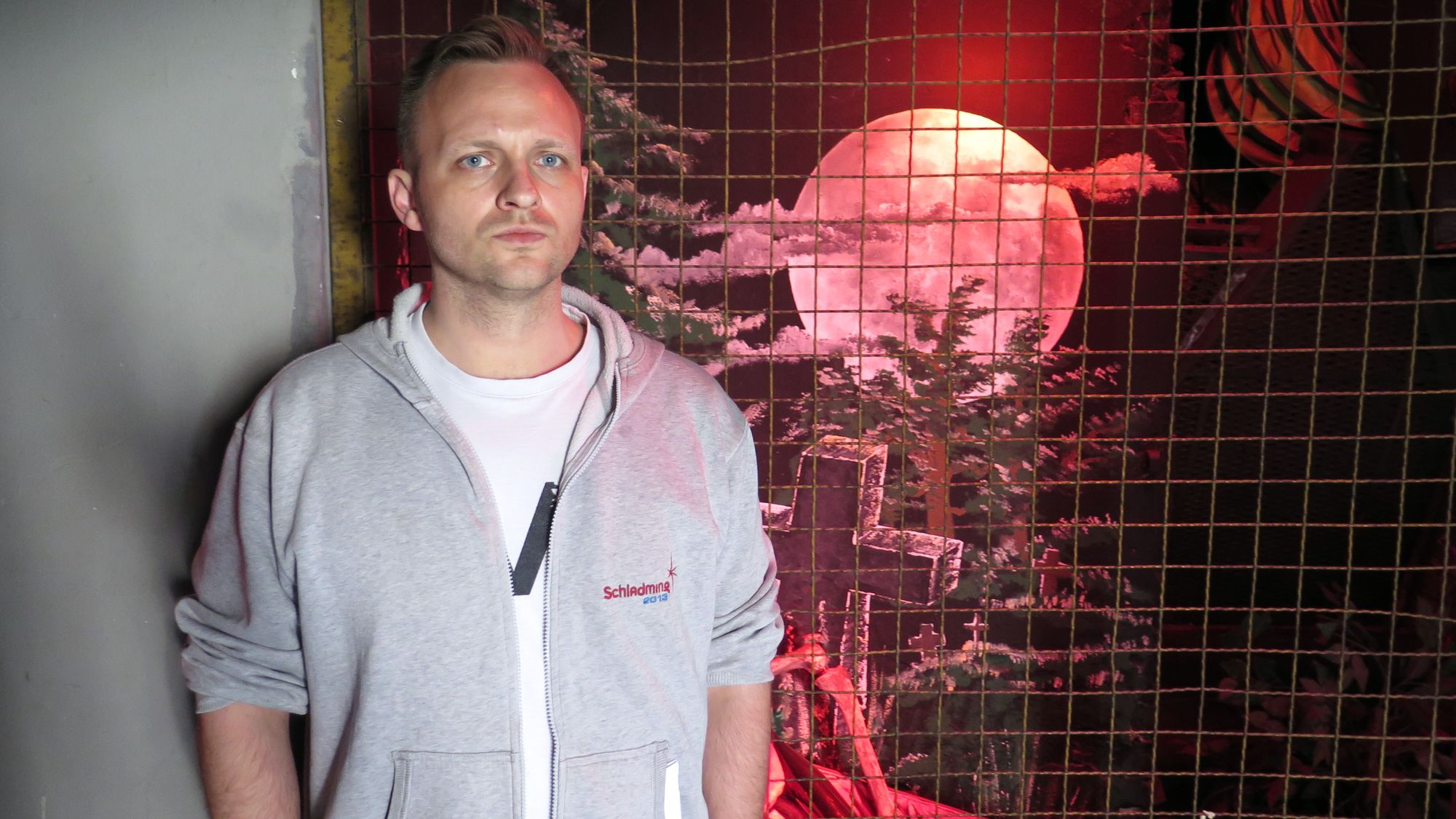 """Organisert den """"Better be dead circus"""" Philipp Thiel"""