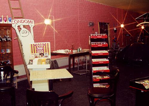 Groovestation in den 90ern
