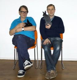 Sven Regener und Andreas Dorau - am Dienstag in der Schauburg