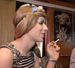 Lara Liqueur - die Zigaretten gingen nie aus.