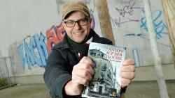 """Buch """"Anton auf der Louise"""" mit Anton Launer, Foto: Archiv/Christian Juppe"""