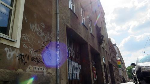Alte Feuerwache auf der Katharinenstraße