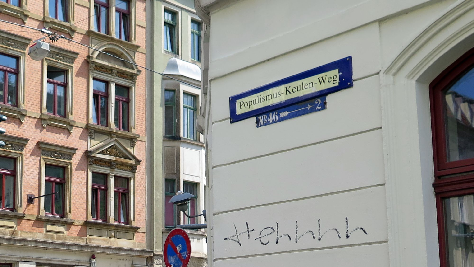 Populismus-Keulen-Weg