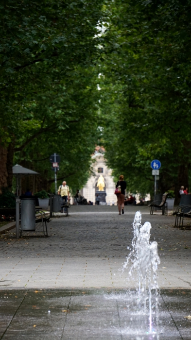 Die Hauptstraße