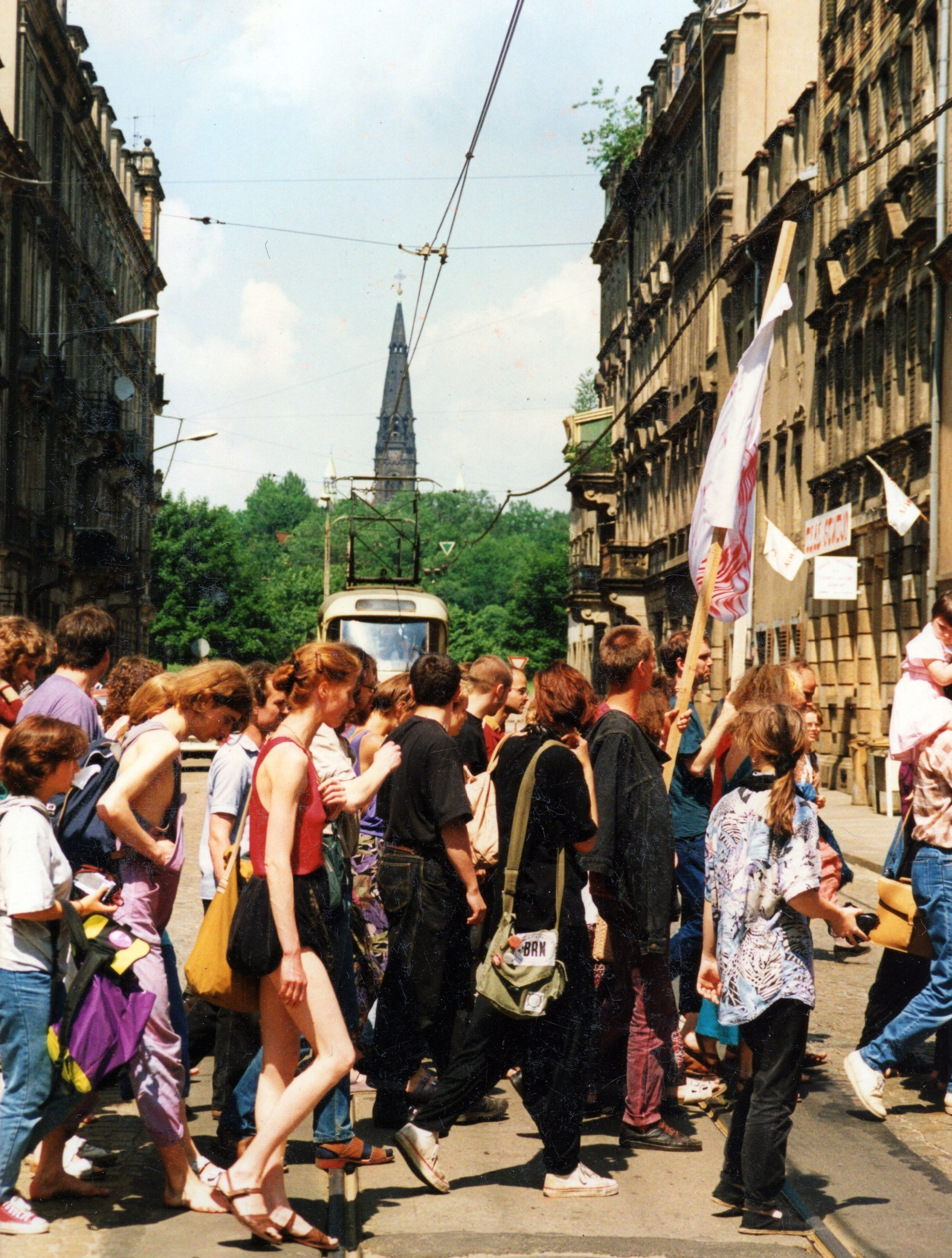 BRN-Demo 1991
