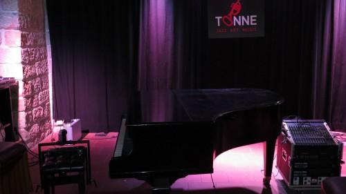 Bald für immer leer? Der Jazzclub Tonne im Kulturrathaus.
