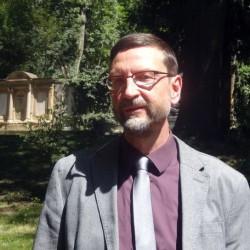 Holger Enke, Landeskirchenamt