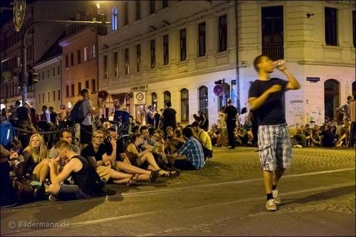 Knöllchenverdächtige Hinternplatzierung - Foto: Bildermann