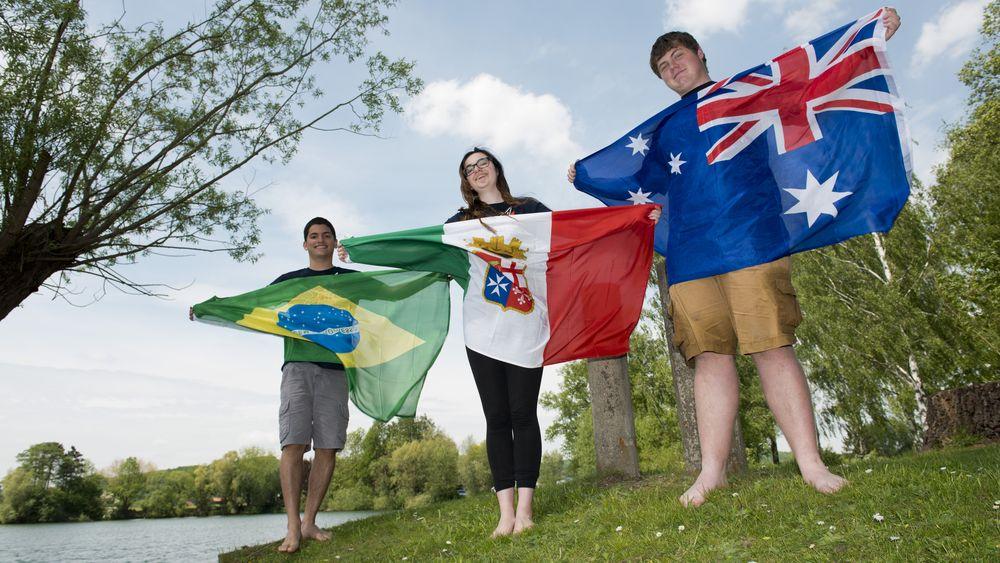 Schüler aus aller Welt suchen Gasteltern