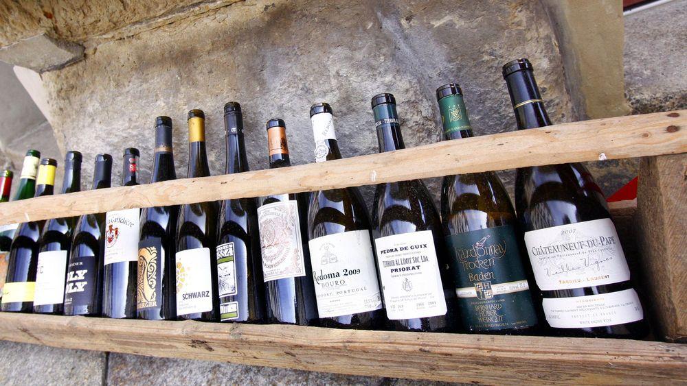 Wein bekommt 'ne Zentrale