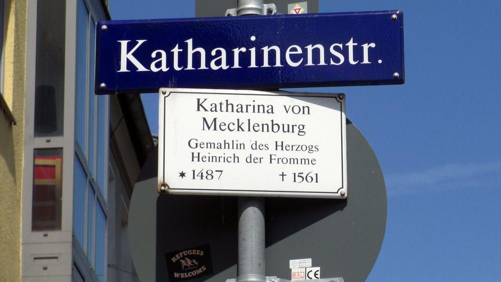 Die Katharinenstraße