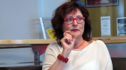 Brit Magdon - Künstlerische Leiterin des Societaetstheaters
