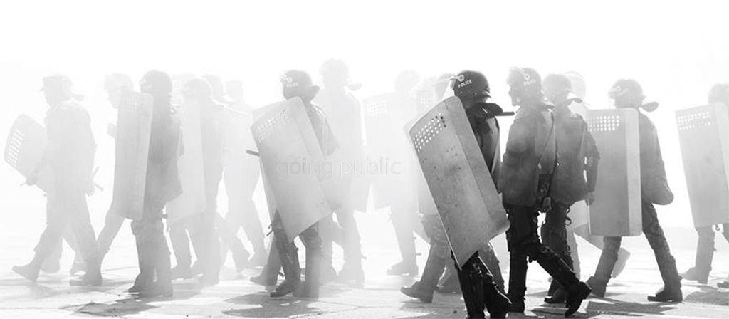 Going Public - Grafik/Foto von: Ani Gevorgyan