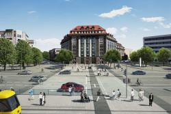 So könnte der Archiv-Platz aussehen: Visualisierung archlab