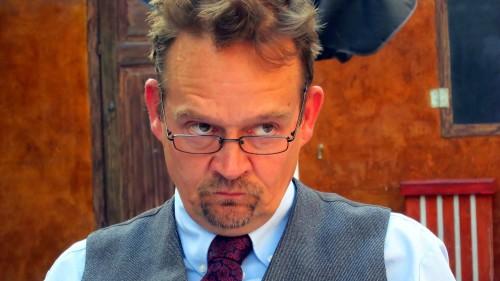 Buchhändler Jörg Stübing