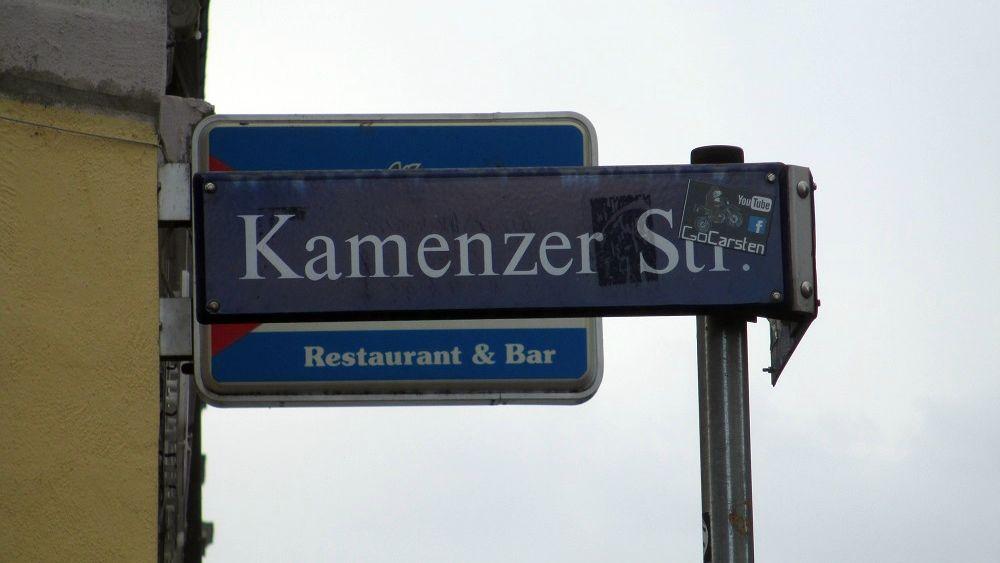 Kamenzer Straße