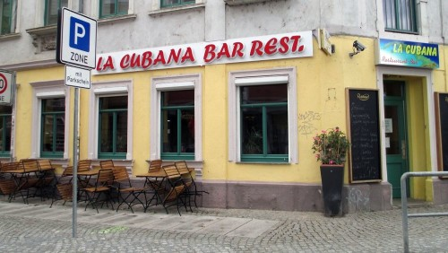 La Cubana. Rest-Bar oder Bar-Rest?