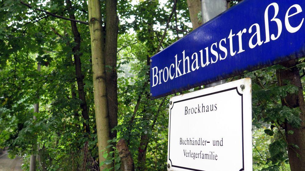 Die Brockhausstraße