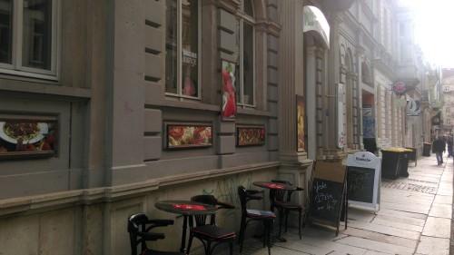 Neues Pizza-Haus auf der Rothenburger Straße