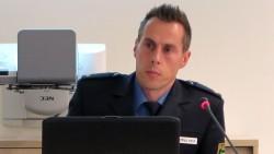 Revierleiter Dresden Nord, Polizeirat Matthias Imhof