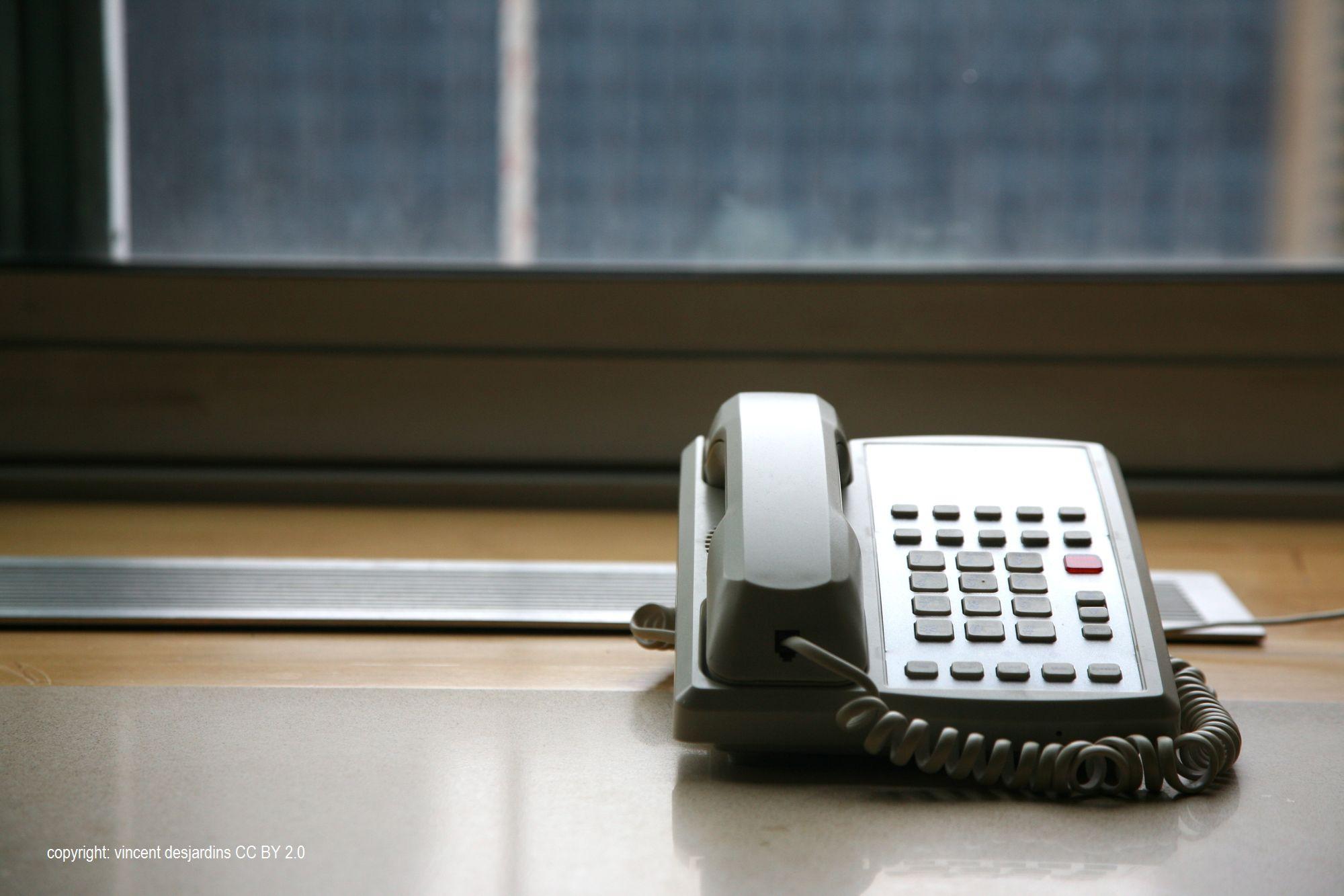 Bei der Telefonseelsorge werden Mitarbeiter gesucht. Foto: vincent desjardins cc by 2.0