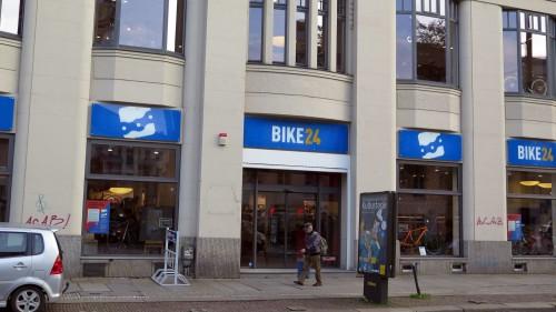 aus Bikeland wurde Bike 24