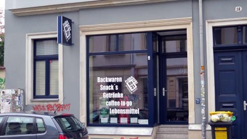neuer Spätshop auf der Rothenburger Straße