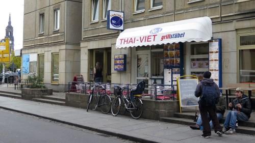 Thai-Viet-Grillstübel