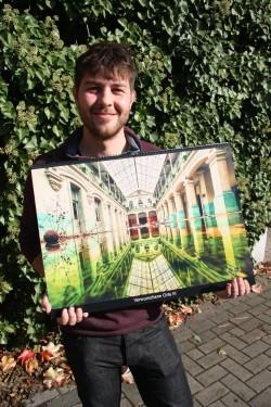 """David Pinzer zeigt """"Verwunschene Orte"""" - Foto: PR/Mutschke"""