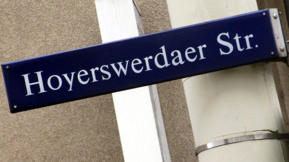 Die Hoyerswerdaer Straße