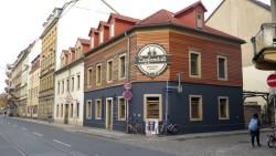 Zapfanstalt an der Görlitzer/Ecke Sebnitzer Straße