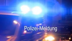 Polizeimeldung: Einbrecher an der Erlenstraße
