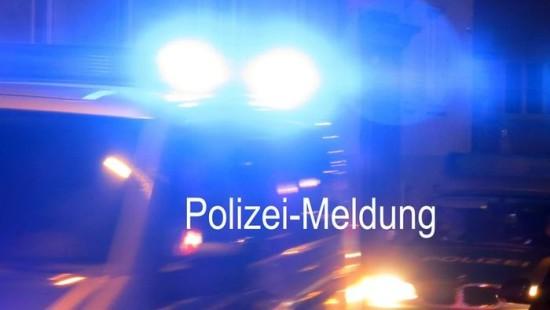 Tankstellenüberfall: Polizeimeldung