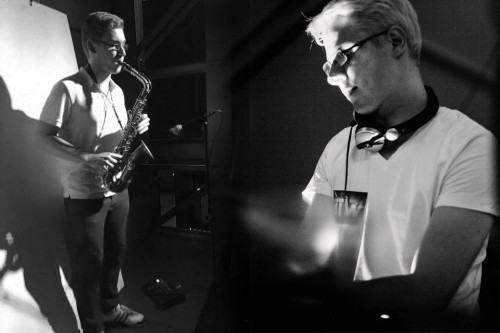 Wittik & Christoph S. - Live-Saxophon und DJ