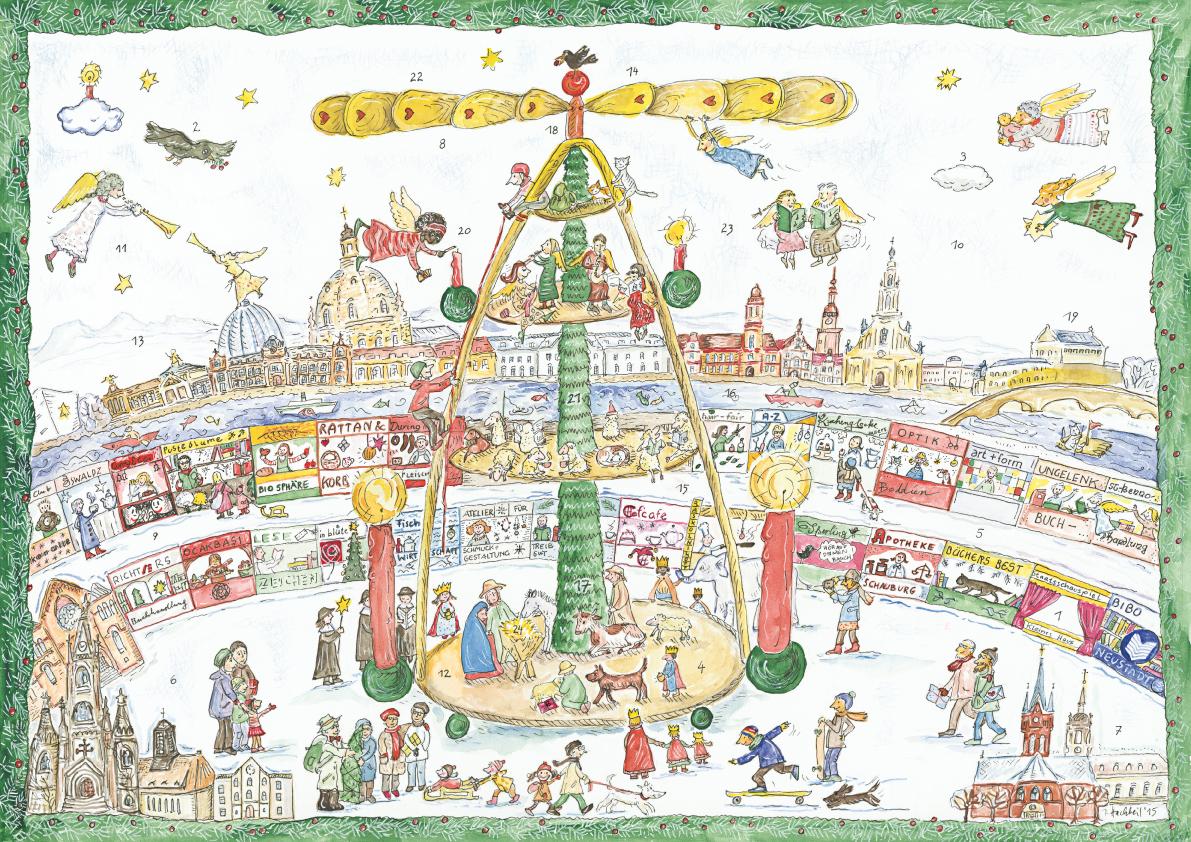 Neustadt-Adventskalender