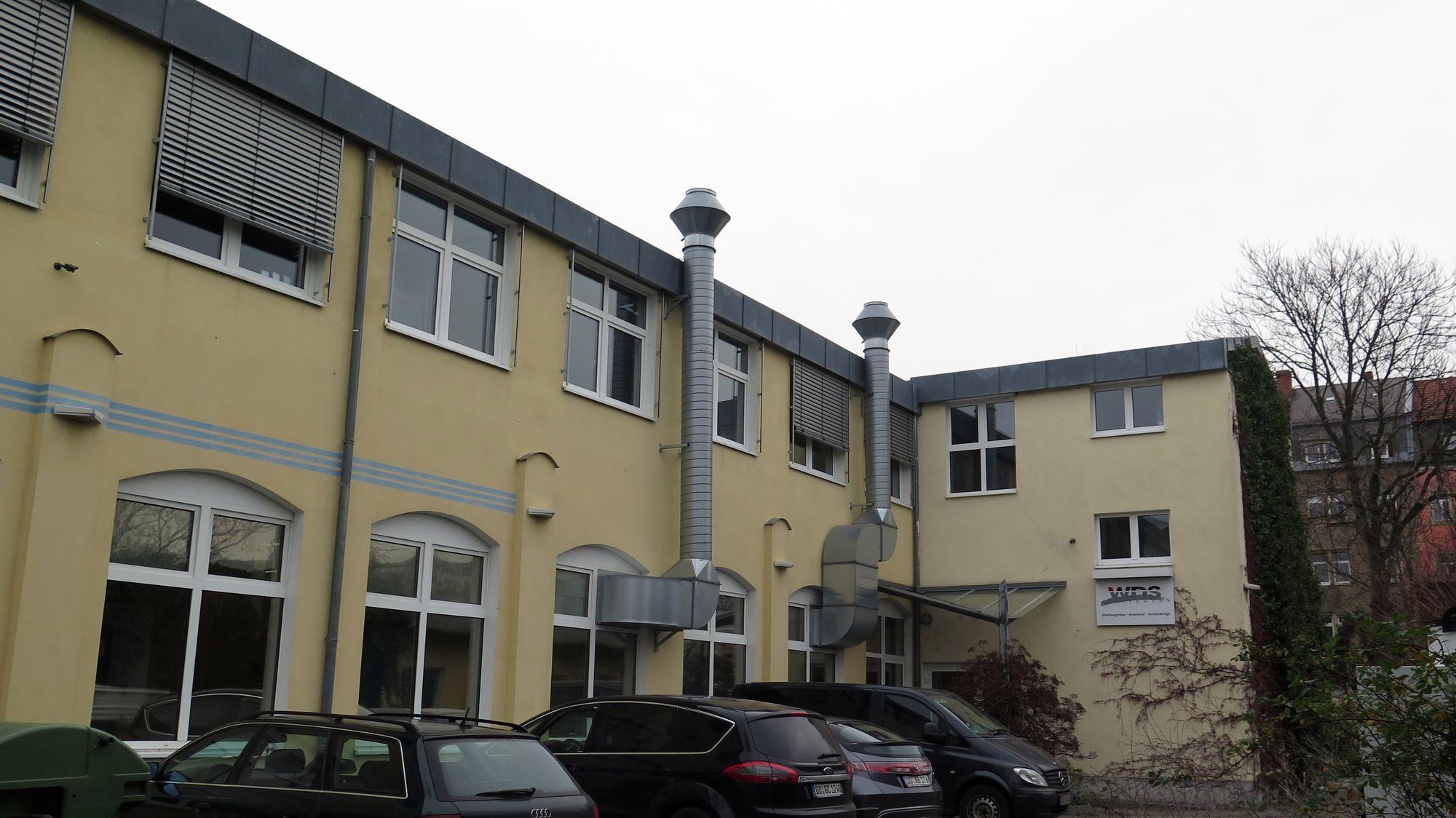 Die Hinterhof-Druckerei WDS Pertermann