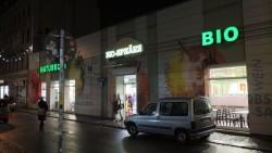 Die zweite Filiale der Bio-Sphäre hat heute auf der Alaunstraße eröffnet