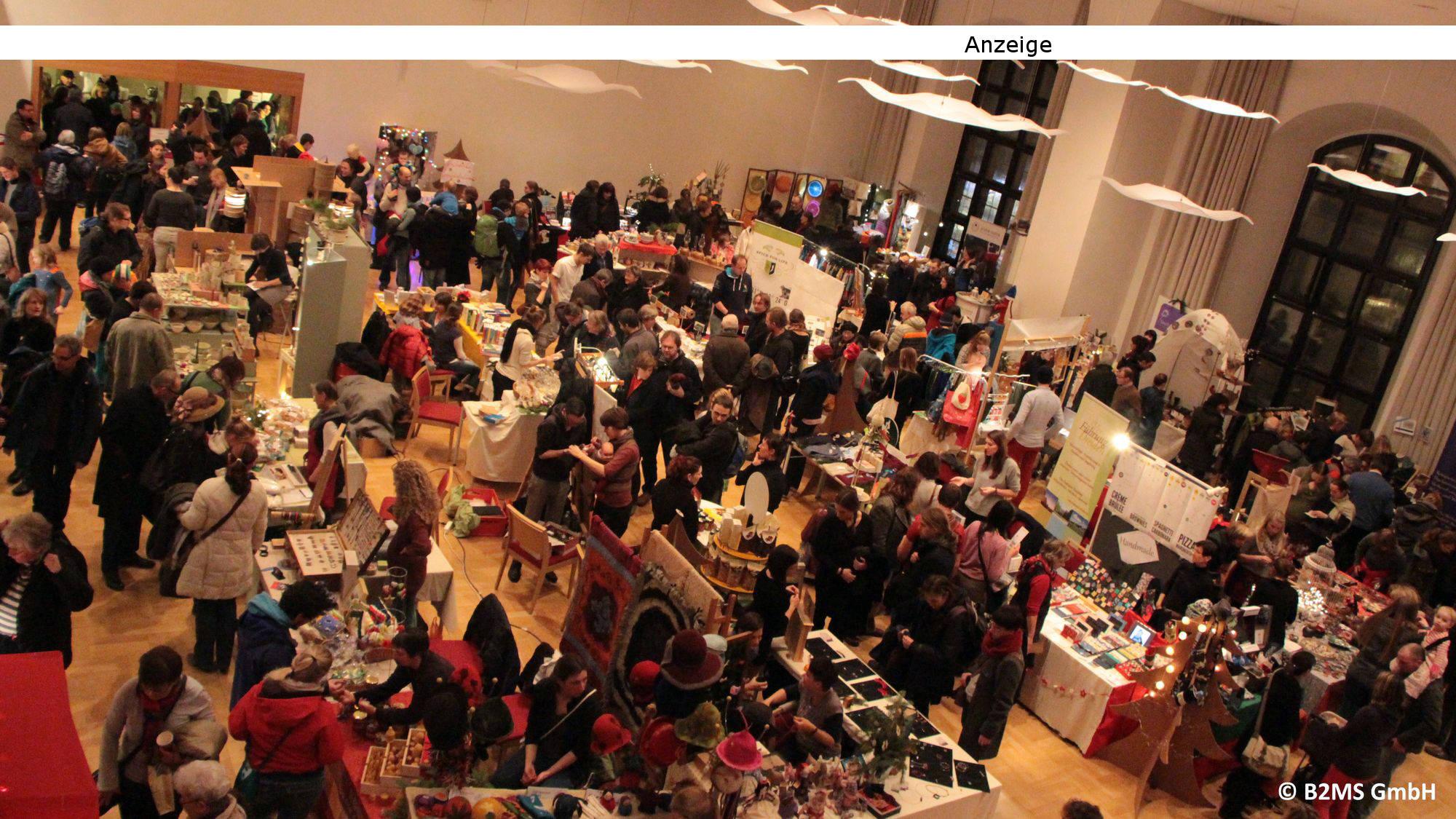 Fairer Weihnachtsmarkt lockt zahlreiche Besucher - Foto: B2MS GmbH