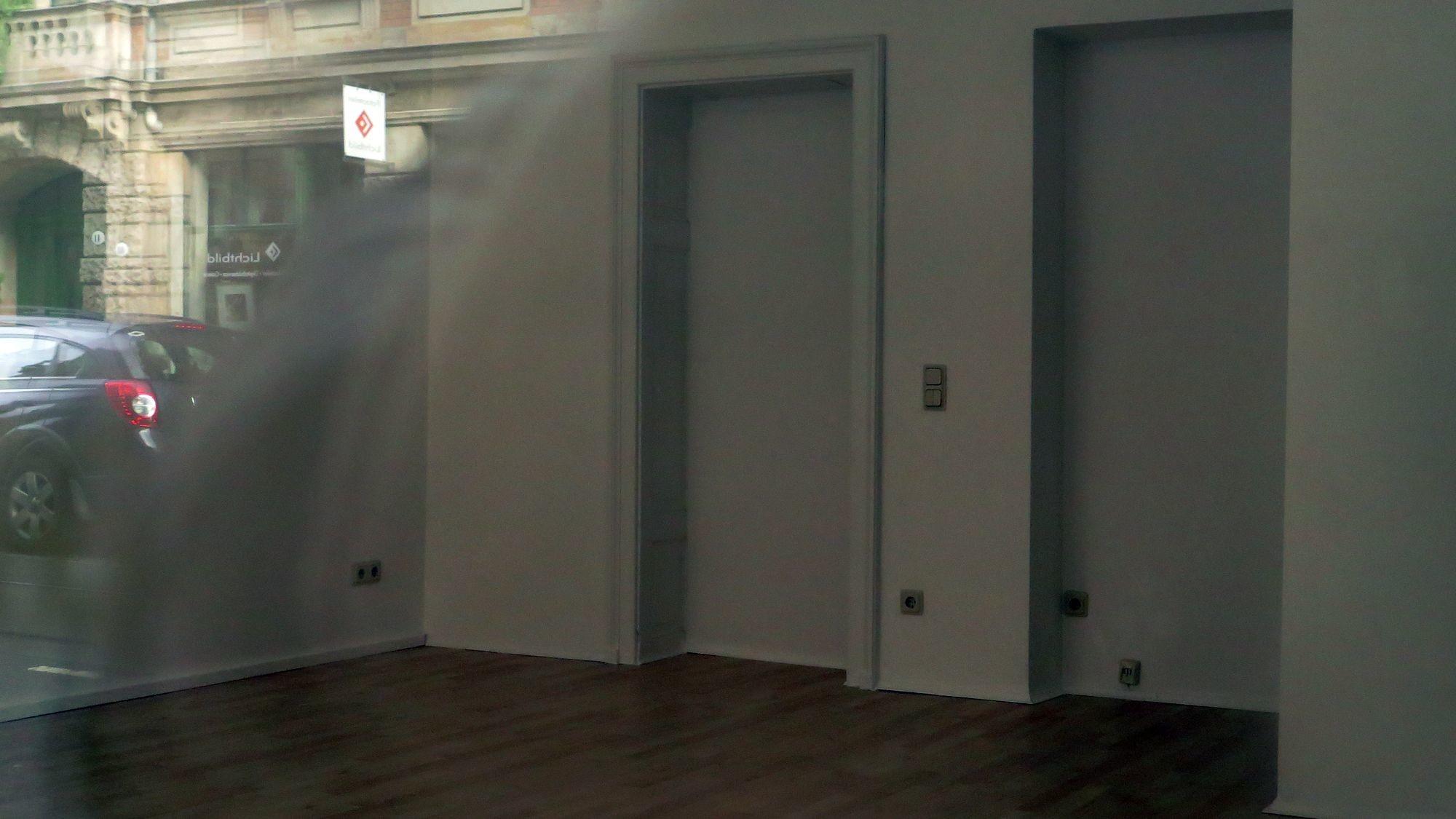 Ebenfalls ausgezogen: Der Tänzer-Zubehör-Laden auf der Görlitzer