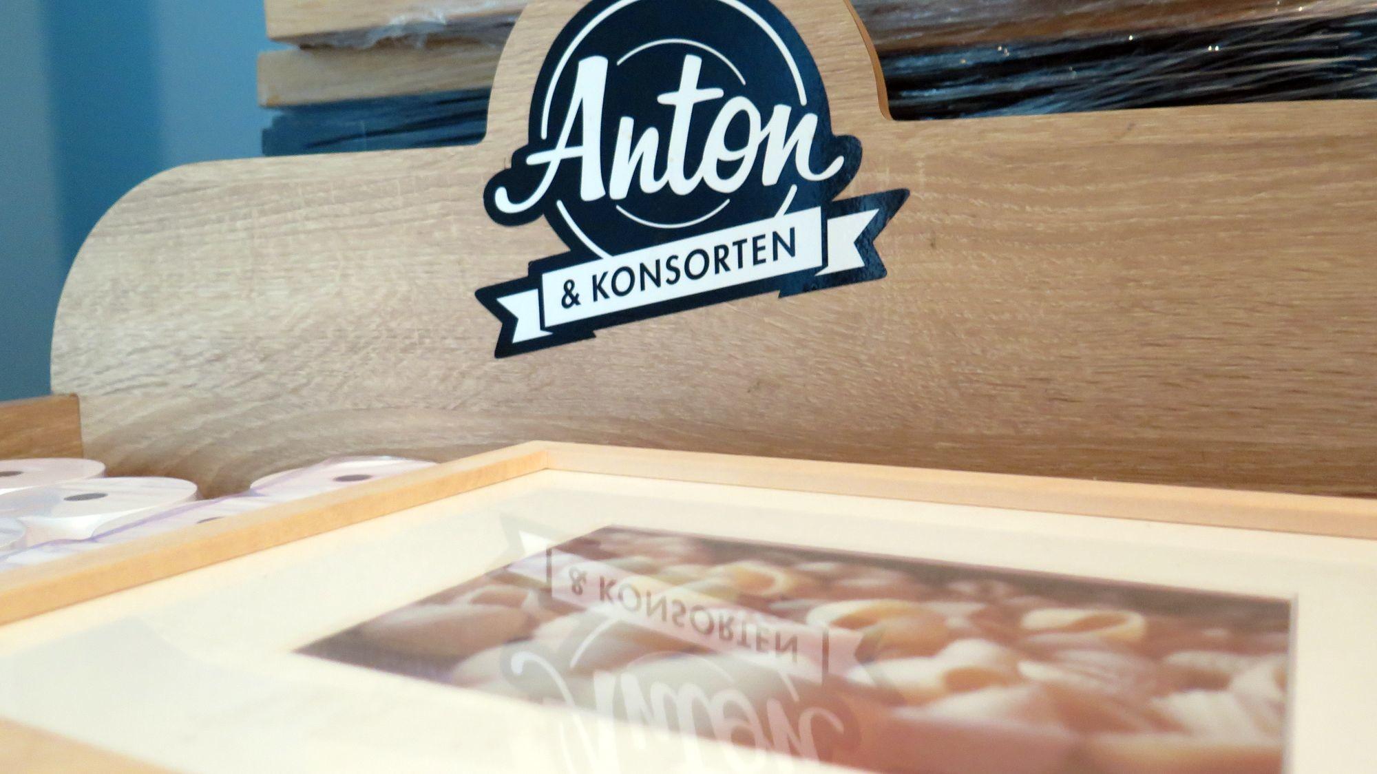 Anton und Konsorten - Eröffnung am 4. Dezember