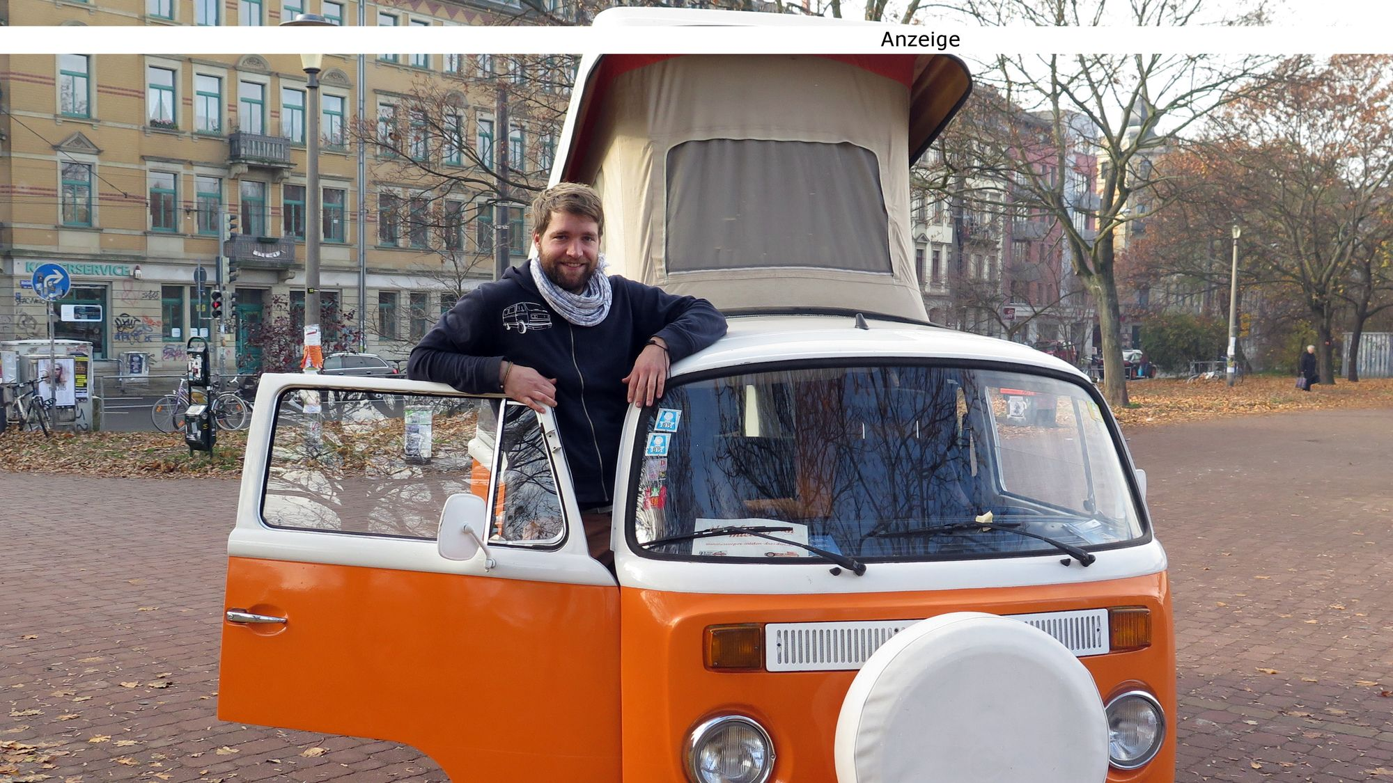 Der Typ mit den Bussen